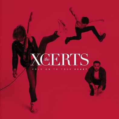The Xcerts - Hold On To Your Heart<br>Vinyl LP