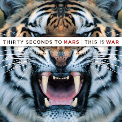 30 Seconds To Mars - This Is War<br>Vinyl LP