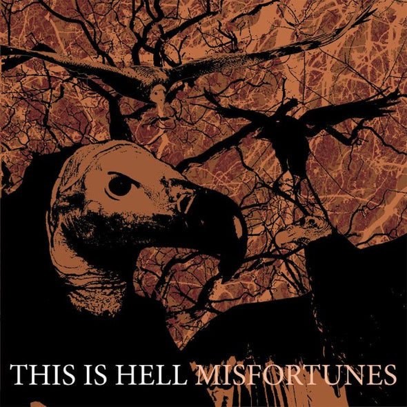 This Is Hell - Misfortunes<br>Vinyl LP