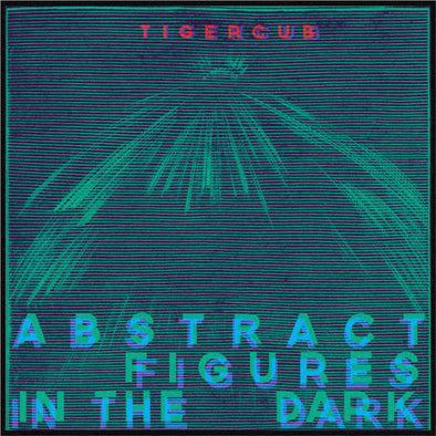 Tigercub - Abstract Figures In The Dark<br>Vinyl LP - Monkey Boy Records