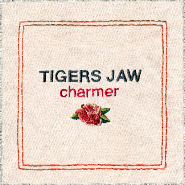 "Tigers Jaw - Charmer<br>12"" Vinyl - Monkey Boy Records"