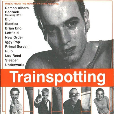 Trainspotting Original Soundtrack<br>Vinyl LP - Monkey Boy Records
