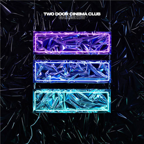 Two Door Cinema Club - Gameshow<br>Double Vinyl LP - Monkey Boy Records