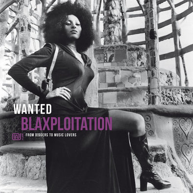 Wanted - Blaxploitation - From Diggers to Music Lovers