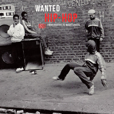Wanted - Hip Hop - From Diggers to Music Lovers