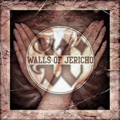 "Walls Of Jericho - No One Can Save You From Yourself<br>12"" Vinyl"