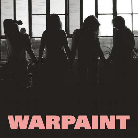 Warpaint - Heads Up<br>Vinyl LP - Monkey Boy Records