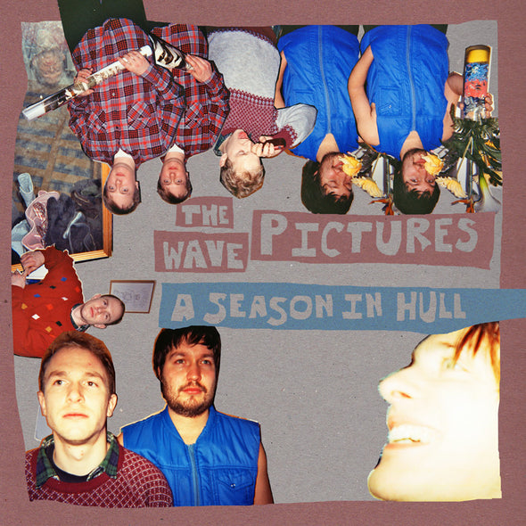 "The Wave Pictures – A Season in Hull<br>12"" Vinyl"