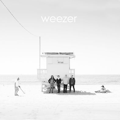 "Weezer - White Album<br>12"" Vinyl Vinyl LP - Elsewhere"