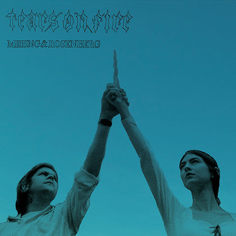 "Weyes Blood & Ariel Pink -  Myths 002<br>12"" Vinyl - Monkey Boy Records"