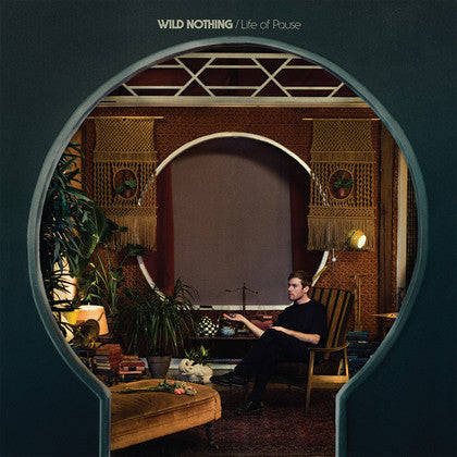 "Wild Nothing - Life Of Pause<br>12"" Vinyl - Monkey Boy Records"