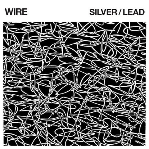 Wire – Silver / Lead<br>Vinyl LP