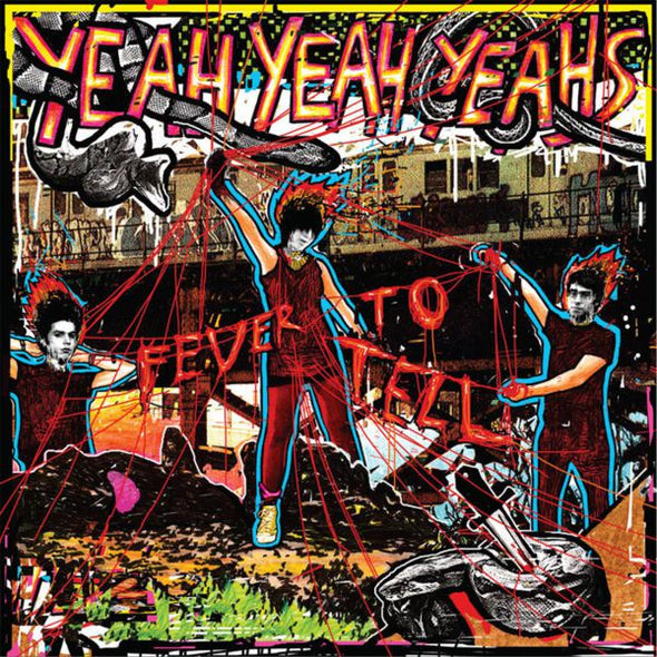 Yeah Yeah Yeahs - Fever To Tell<br>Vinyl LP
