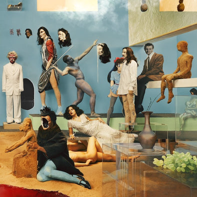 "Yeasayer - Amen & Goodbye<br>12"" Vinyl - Monkey Boy Records"