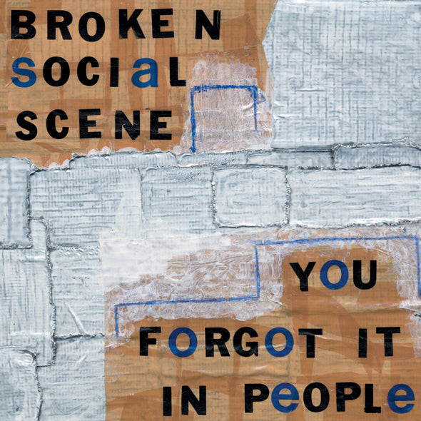 "Broken Social Scene - You Forgot It People<br>12"" Vinyl"