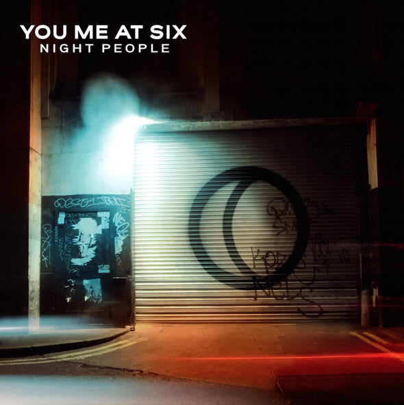 You Me At Six - Night People<br>Vinyl LP - Monkey Boy Records