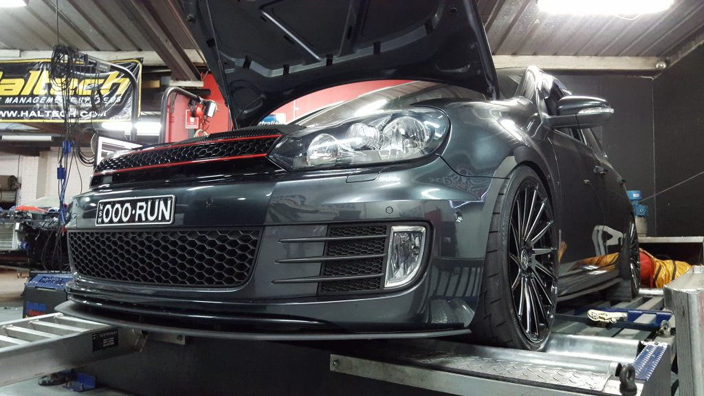 VW Golf MK6 GTI – 000RUN's Redemption – A lesson in CPi's Safe Tuning Methods