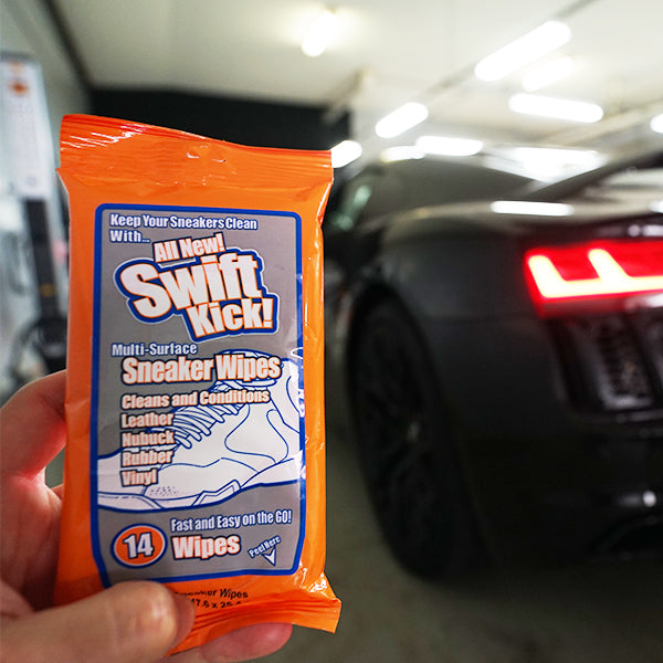 Swift Kick Sneaker Wipes