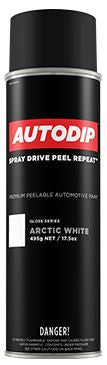Autodip Gloss Series - Arctic White - Boosted Autosports PTY LTD - 1