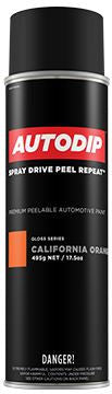 Autodip Gloss Series - California Orange - Boosted Autosports PTY LTD - 1