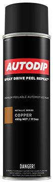 Autodip Metallic Series - Copper - Boosted Autosports PTY LTD - 1