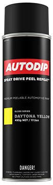 Autodip Gloss Series - Daytona Yellow - Boosted Autosports PTY LTD - 1