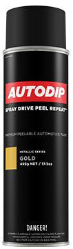 Autodip Metallic Series - Gold - Boosted Autosports PTY LTD - 1