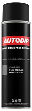 Autodip Metallic Series - Gun Metal - Boosted Autosports PTY LTD - 1