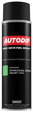 Autodip Gloss Series - Gymkhana Green - Boosted Autosports PTY LTD - 1