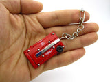 VTEC Honda Engine Cover Keyring - Boosted Autosports PTY LTD - 1