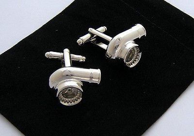 Turbo Cufflinks -  - 1