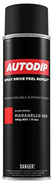 Autodip Gloss Series - Maranello Red - Boosted Autosports PTY LTD - 1