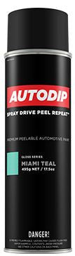 Autodip Gloss Series - Miami Teal - Boosted Autosports PTY LTD - 1