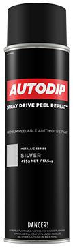 Autodip Metallic Series - Silver - Boosted Autosports PTY LTD - 1