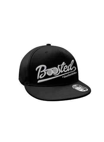Official Boosted Cursive Snapback - Boosted Autosports PTY LTD