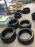 Double Michelin Race Font Series TredWear Tyre Lettering Kit - Boosted Autosports PTY LTD - 11