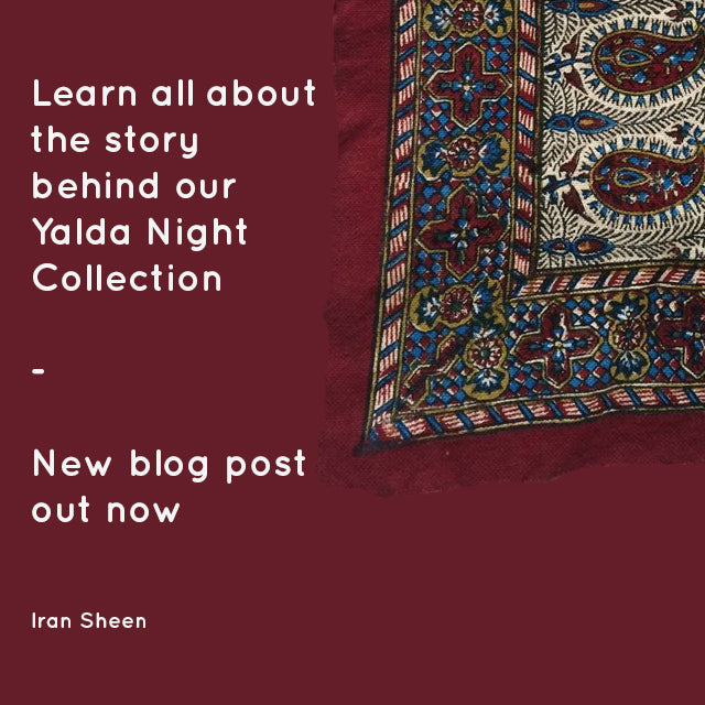 'Yalda Night'  The shortest day, or the longest night?!