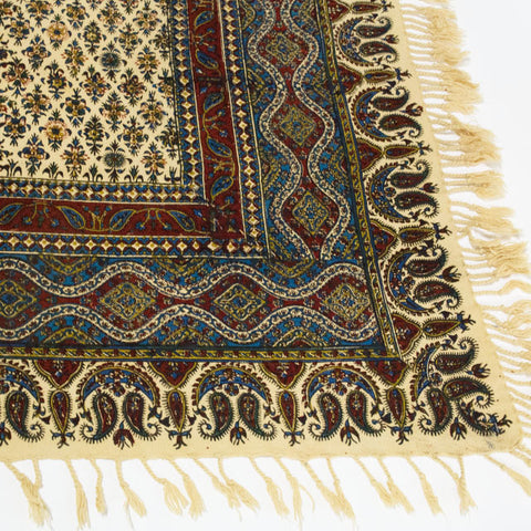 Isfahan Cretonne Tablecloth X