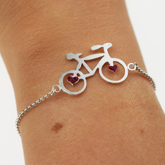Love Wheels Bracelet