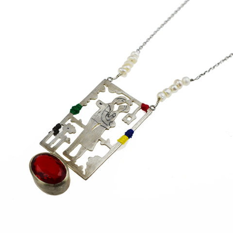 Tranquil Love Necklace - Limited Edition