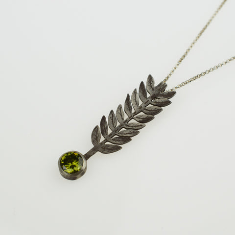 Green Peace Necklace