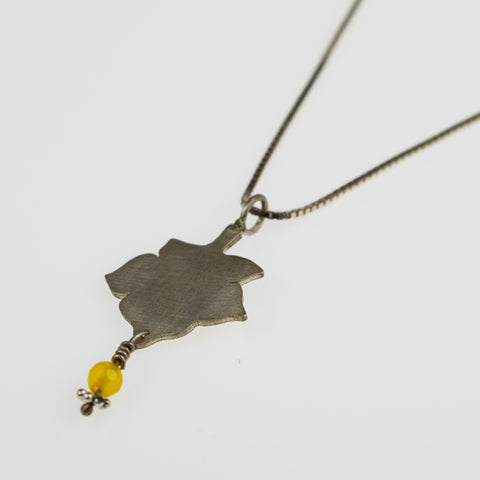 Plane Tree Necklace