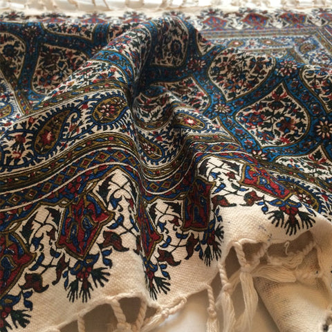 Isfahan Cretonne Tablecloth III