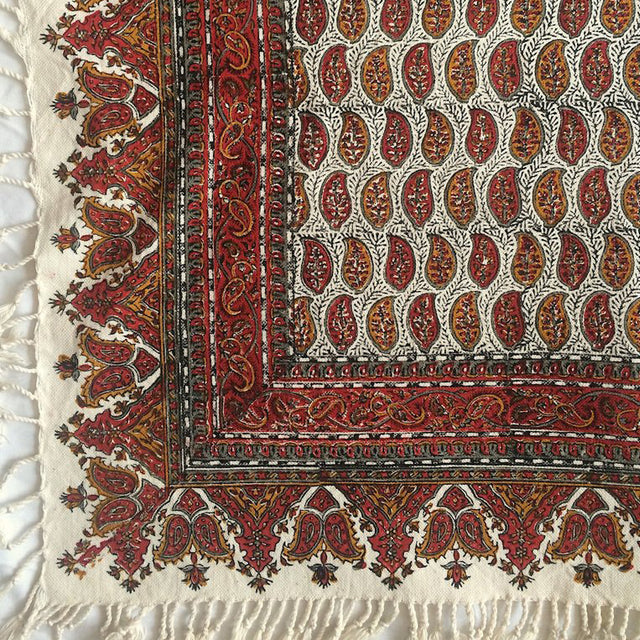 Isfahan Cretonne Tablecloth V