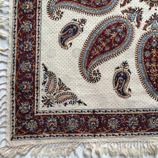 Isfahan Cretonne Tablecloth VII