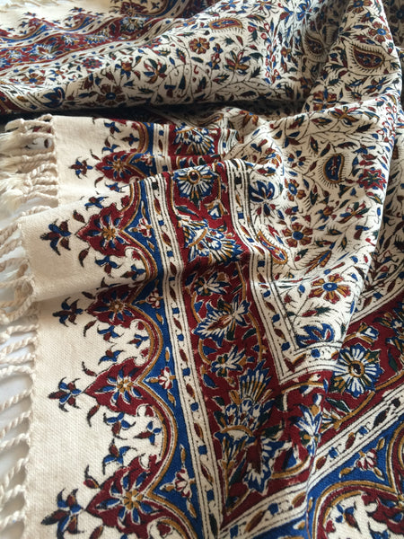 Isfahan Cretonne Tablecloth I