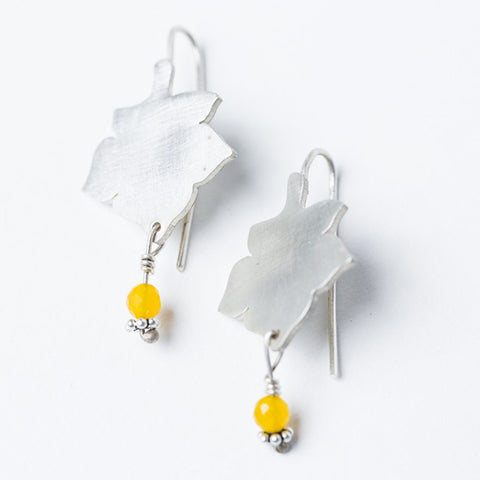 Plane Tree Earrings