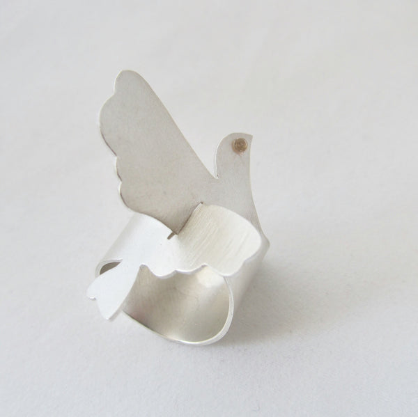 Bird of Happiness Ring
