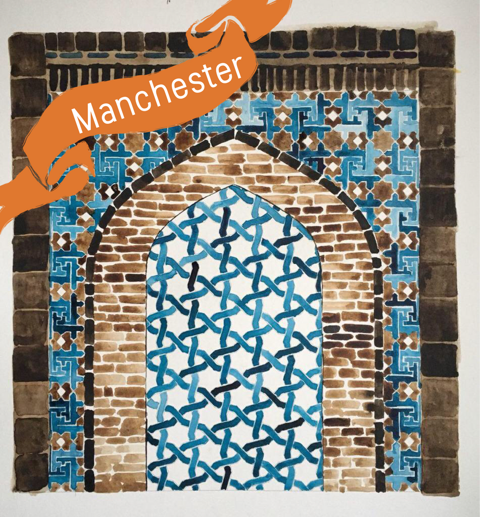 Manchester - Traditional Persian Geometry Art Workshop