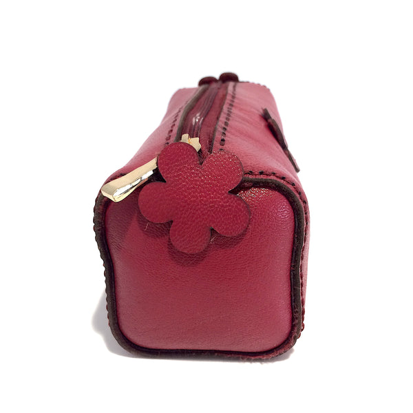 Five Petal Red Bag